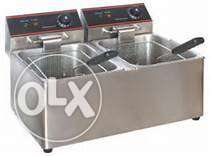 Chips fryer for hire