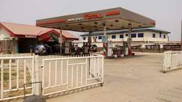 Functioning Filling Station For Sale at Airport Road Port Harcourt