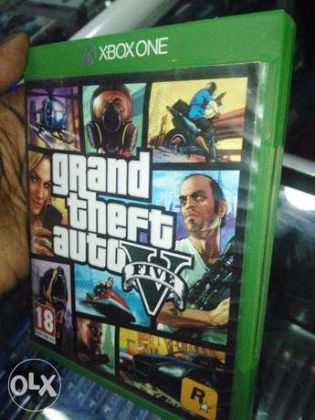 Gta V for Xbox one Nairobi CBD - image 1