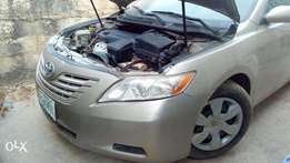 Clean and very neat Naija used toyota camry 08 for sale