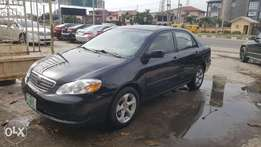 Toyota Corolla 2006 Registered Leather Seat.