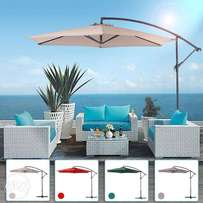 Swimming Pool Umbrella, Cantilever, Beach Umbrella, Outdoor Parasol.