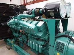 Diesel engine power Generators Repairs/Service/maintenance services
