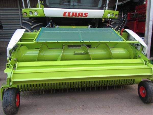 Claas 950 Forager - 2017 - image 9