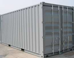 20'ft/6m container available