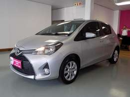 2016 Toyota Yaris 1,3 XS 5 door Hatch for R 194,800