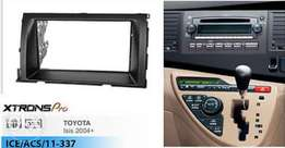 Toyota ISIS: Double Din Dvd conversion fascia kit: 6500 ksh