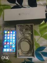 Iphone 6 - 16GB immaculate condition