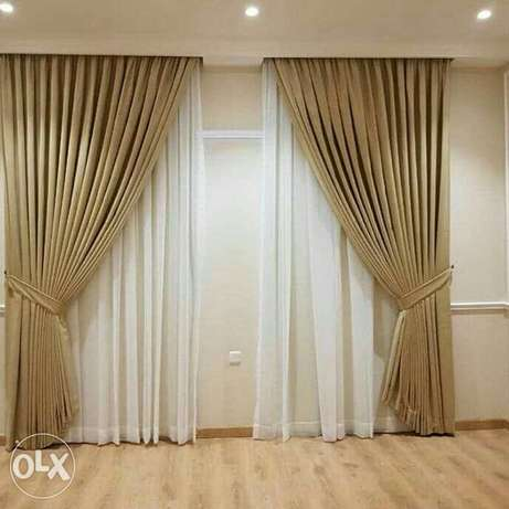 Curtains ستائر
