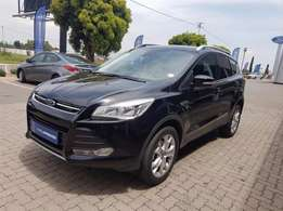 2017 Ford Kuga 1.5T Trend Automatic,
