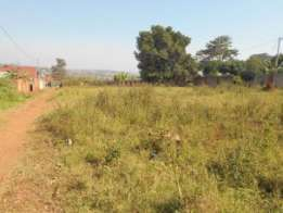 Land/plot for sale in Jjogo 50by80 with a title