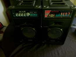 Ultronic sound system for sale with mike