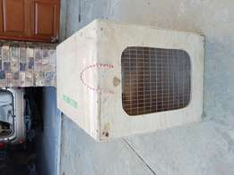 Cat or dog cage for airport or boat transport. East London, za