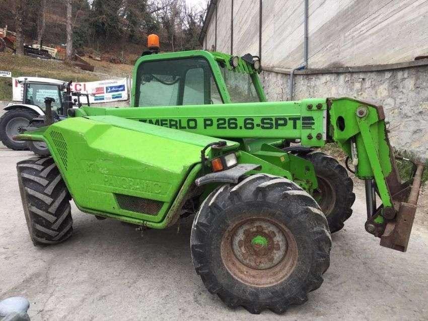 Merlo P26.6 - 2000