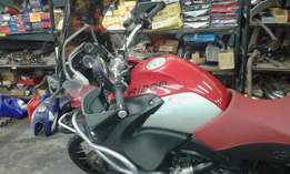 BMW motorcycle GS R 1200 adventure for sale