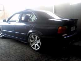 BMW E36 325i Multivalve