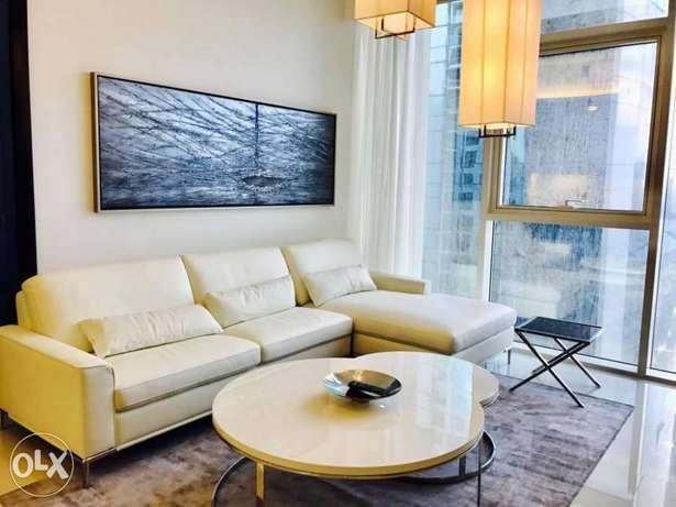 Luxury 1bhk apartment furnished for rent in juffair close to mall