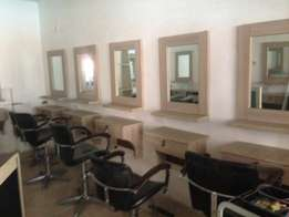 Unisex Salon Business 7m