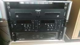 Citronic DJ system for sale