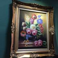 Antique Canvas Oil Paintings From Germany World Gallery 14k to 30k