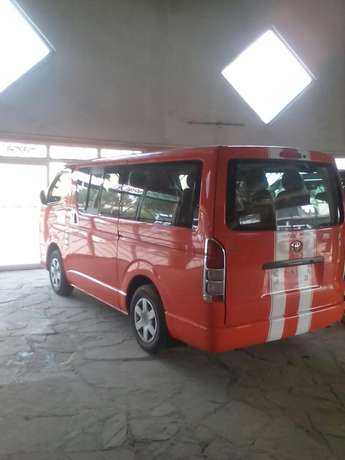 Toyota Hiace 7L manual diesel for sale Mombasa Island - image 4