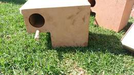 Birds boxes forsale