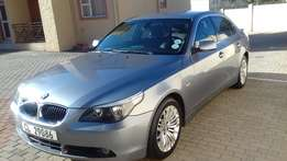 bmw 5series , very good condition ,recently serviced ,new tyres