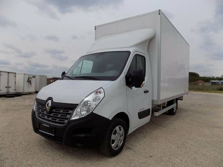 Renault Master 35 L3+Koffer 170Ps FWD E6 Einzelb. - 2018