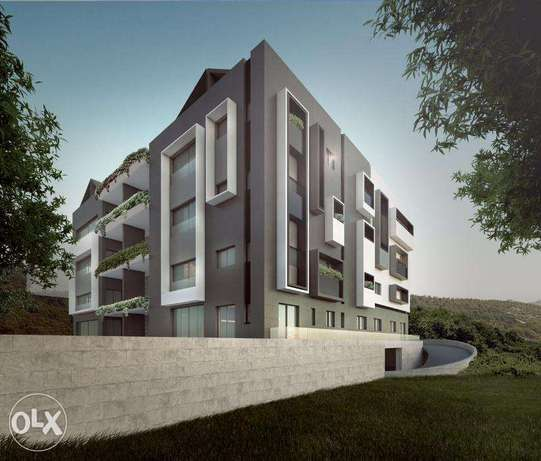 Jeita-the gardens-160m2 up to 200m2-open view-apartment for sale
