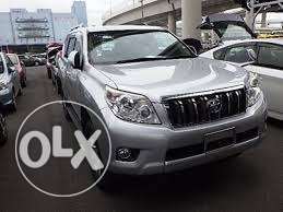 KCN SUNROOF hire purchase and trade in for this Prado like v8 vx tx