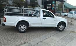 Isuzu KB300 D-Teq Single Cab 2012