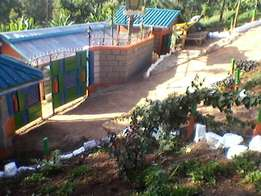 Plot at Thika Witeithie 40 by 80