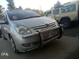 Toyota Spacio car on Sale sale.