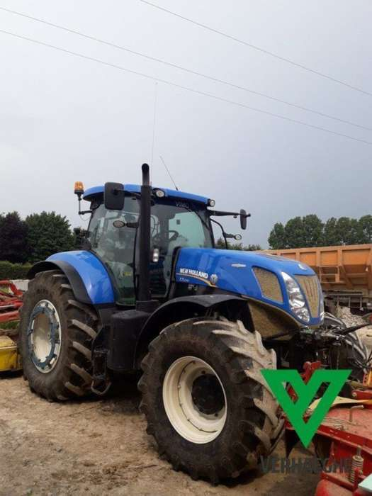 New Holland T7 270 - 2014