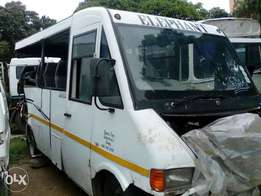 2012 tata bus stripping for spares