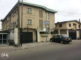 Functional Hospital For Sale On a Major Road at Onike Yaba Lagos
