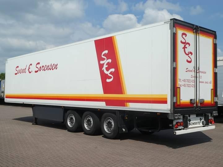 Schmitz Cargobull DOPPELSTOCK PALLETBO scb frigo lift axle - 2015 - image 3