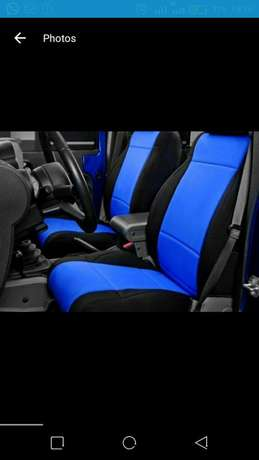Cutomized seat covers Nairobi West - image 1