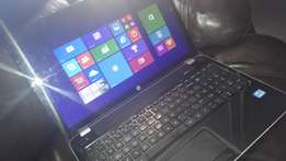 Hp Pavilion i3 3rd gen laptop for sale in excellent cond. 4gb ram, 500