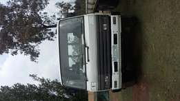1987 CM15 Nissan 7 ton dropside running condition