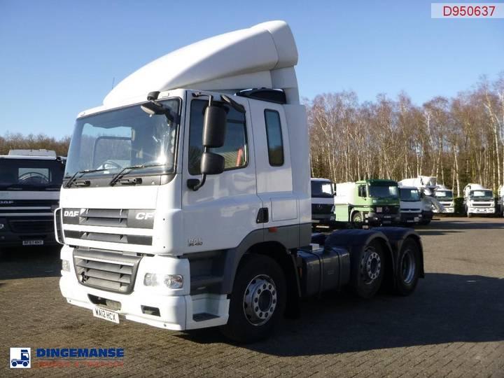 DAF CF 85.460 6x2 Euro 5 RHD - 2012