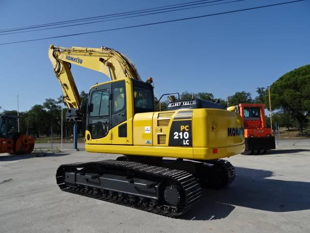 Komatsu Pc210lc-8 - 2008