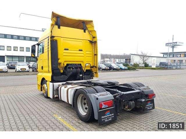 MAN TGX 18.440 XLX, Euro 4 - 2008 - image 3