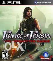 Prince of Persia the forgotten Sands Ps3 Game