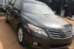 Toyota Camry LE -Pewter Grey colour