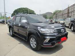 Toyota hilux double cab revo 2017 face lift, finance terms accepted