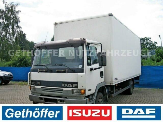 DAF LF FA 45.180 Koffer LBW 1,5To Reifen gut - 2000
