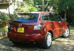 Mazda CX7 manual 2008 KCD 2300cc trade in accepted