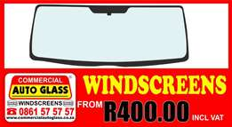 Best windscreen prices!