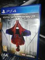 Amazing Spiderman ps4